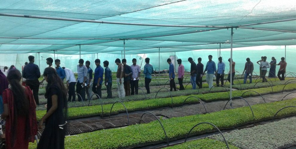 Students Field Visit - 2