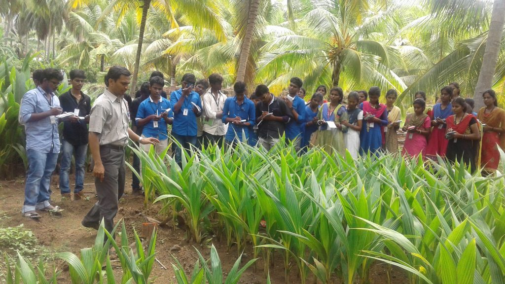 Students Field Visit - 1